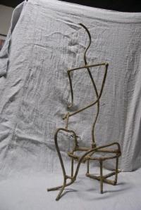 Le sculpteur (naissance)