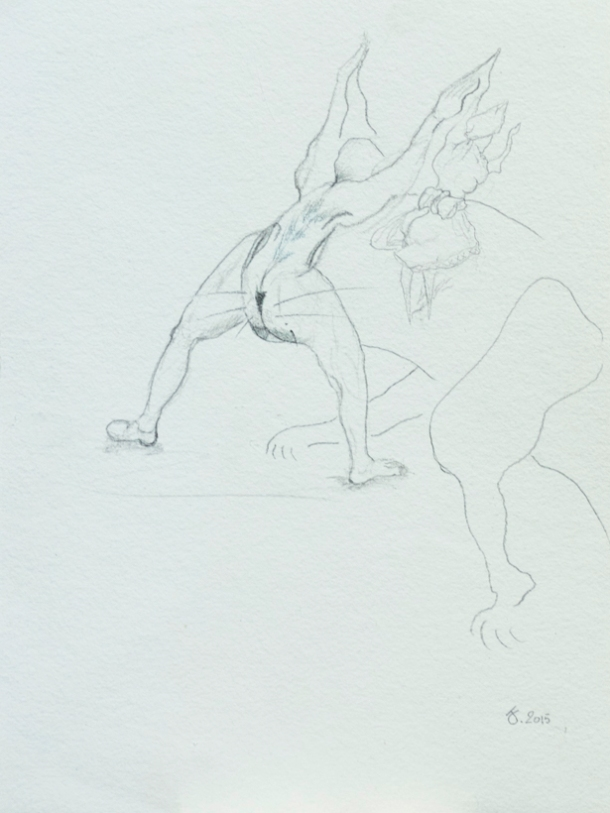 crayon s/arches. 24,5x32,5 cm. 2015.
