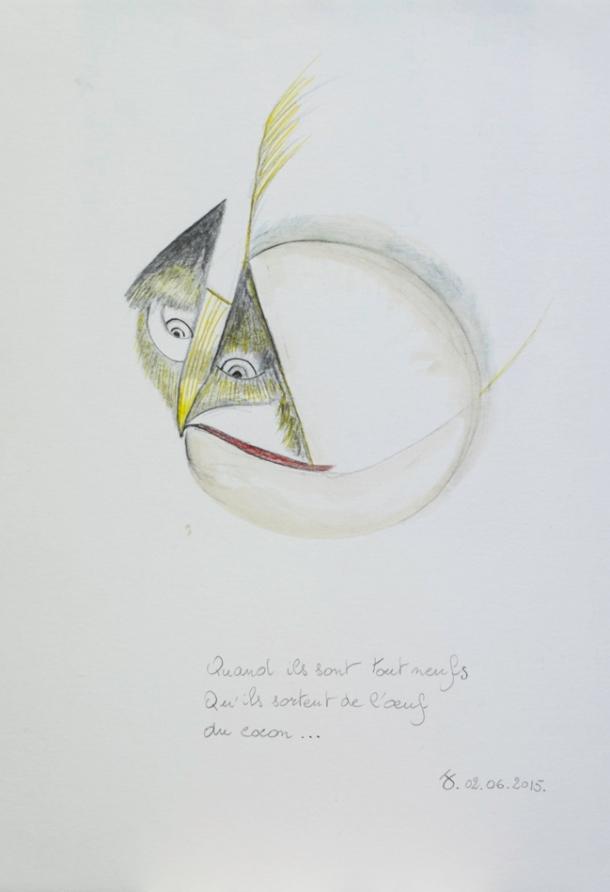 aquarelle. 21x30 cm. 02/06/2015.