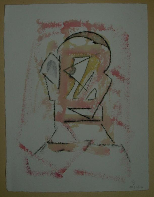 aquarelle s/papier.  25x33 cm. 20.03.2016.