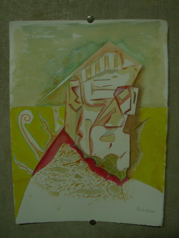 aquarelle et encre s/arches 300g. 28,5 x 38,5 cm. 15. 08. 2016.