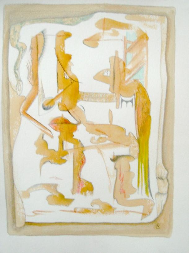 encre et aquarelle s/arches 300g. 28,5 x 38,5 cm. 26. 09. 2016.