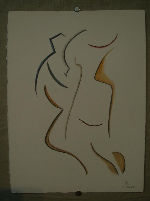 aquarelle et encre s/arches 300g. 28,5 x 38,5 cm. 11. 10. 2016.