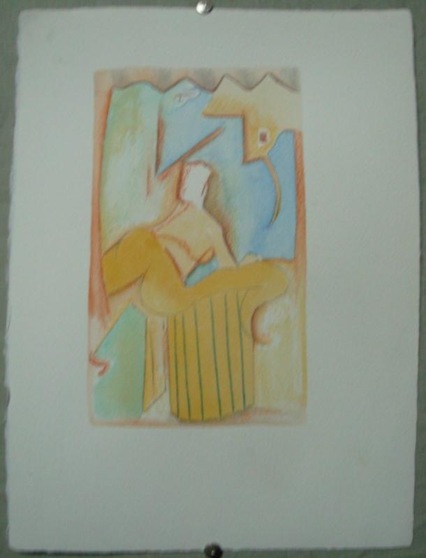 aquarelle et encre s/arches 300g. 28,5 x 38,5 cm. 28. 10. 2016.