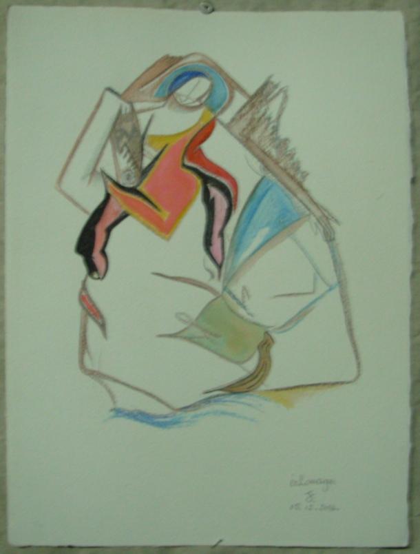 aquarelle et encre s/arches 300g. 28,5 x 38,5 cm. 05. 12. 2016.