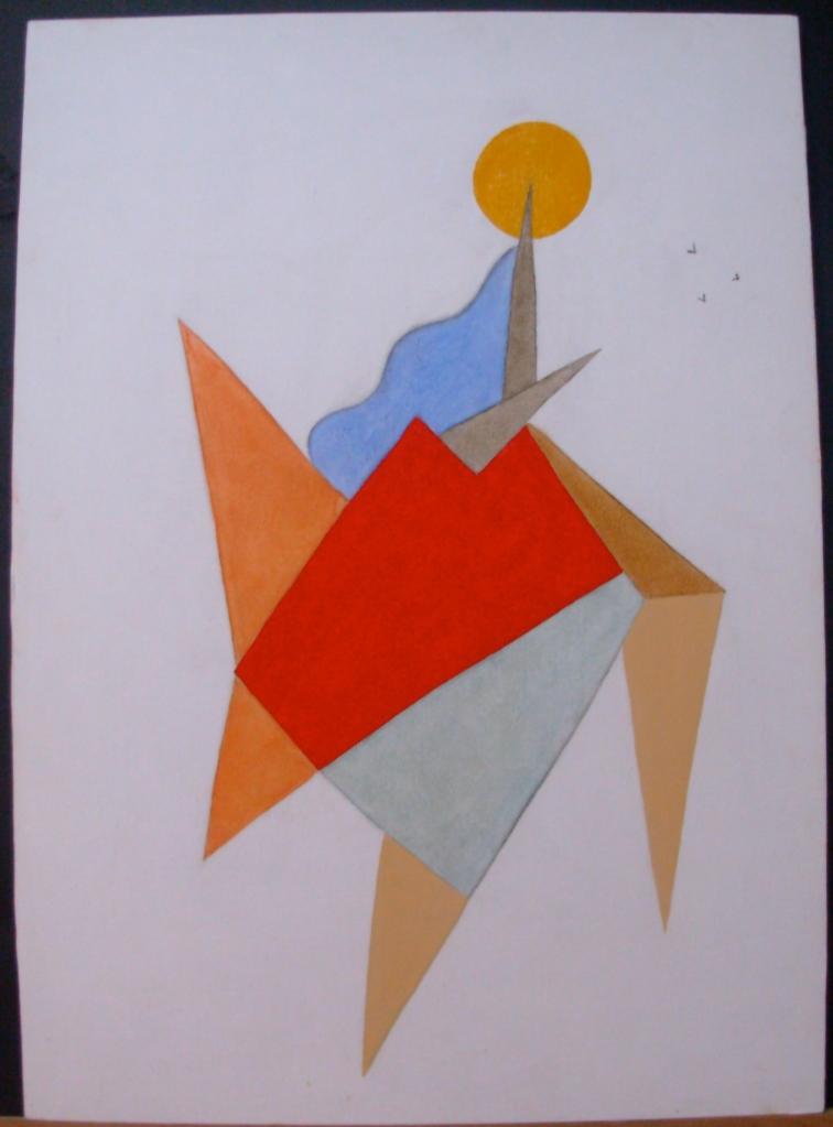 Les oiseaux de passage. Jean Richepin.